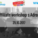 5. Affiliate workshop s Adrop.cz